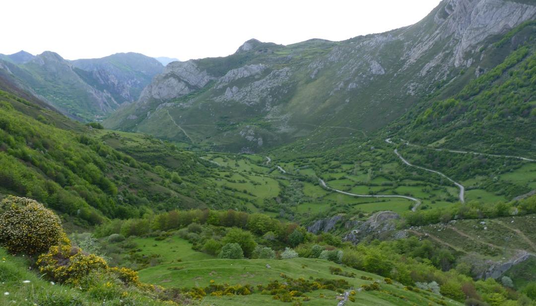 Valle de Somiedo.