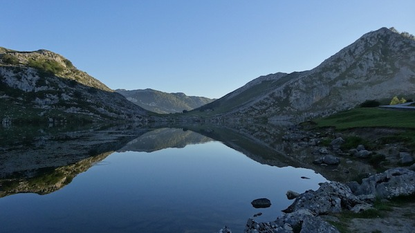 Nature at the Covadonga Lakes
