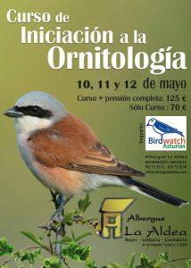 III Curso de iniciación a la ornitología en Bejes