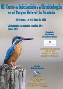 III Tercer curso de iniciación a la ornitología en Somiedo